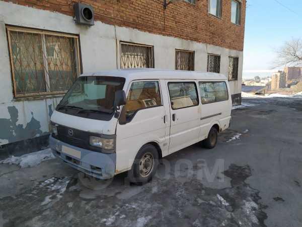 Mazda Bongo Brawny, 2001 год, 170 000 руб.