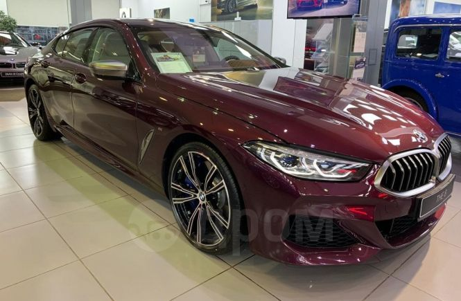 BMW 8-Series, 2019 год, 11 150 000 руб.