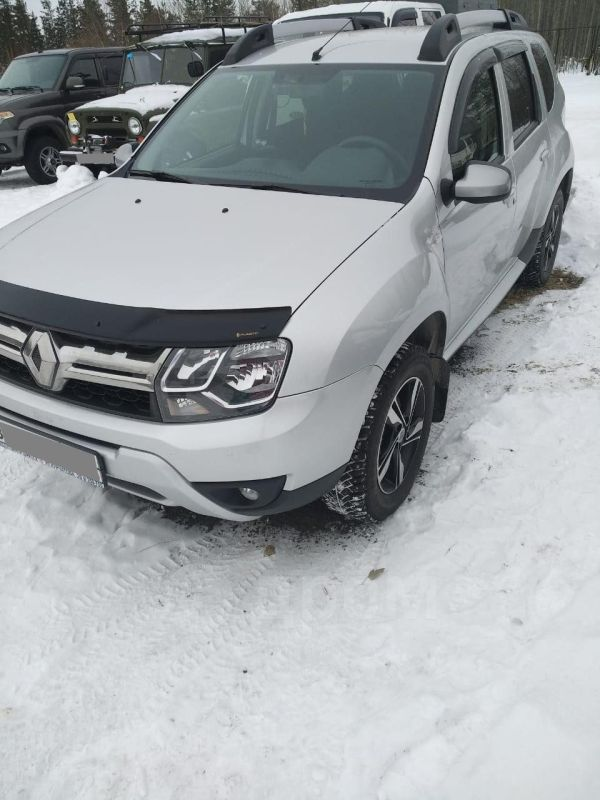 Renault Duster, 2017 год, 1 000 000 руб.