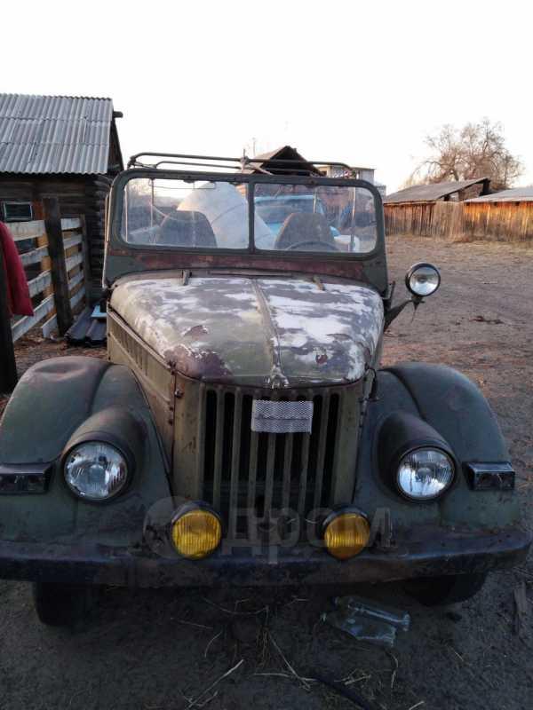 ГАЗ 69, 1972 год, 25 000 руб.