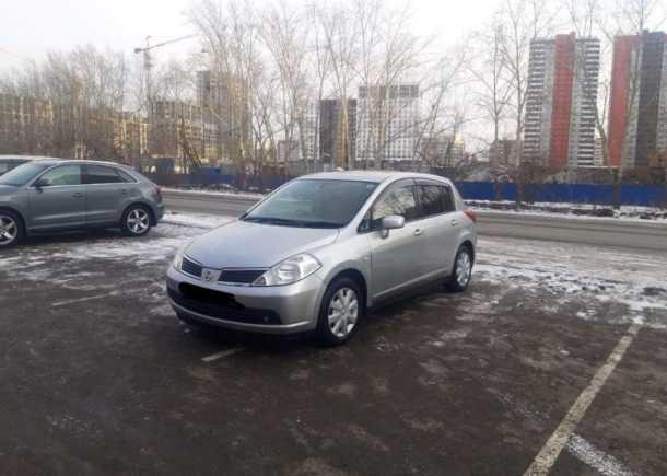 Nissan Tiida, 2005 год, 314 000 руб.