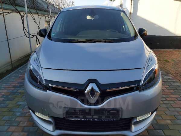 Renault Grand Scenic, 2016 год, 810 000 руб.
