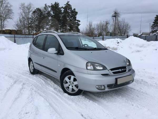 Chevrolet Rezzo, 2006 год, 285 000 руб.
