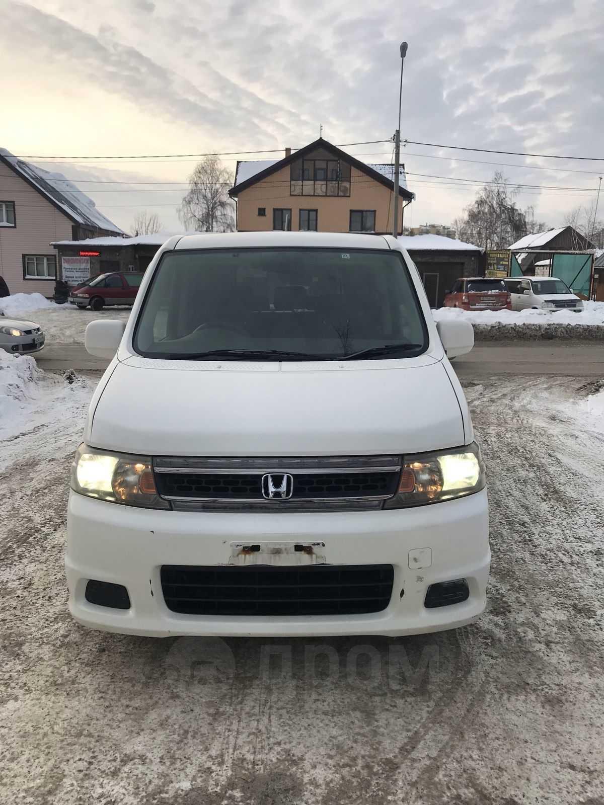 Купить авто Honda Stepwgn 2005 в Новосибирске, машина привезена из Японии не распил не карпил ...
