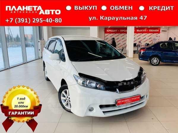 Toyota Wish, 2011 год, 747 000 руб.