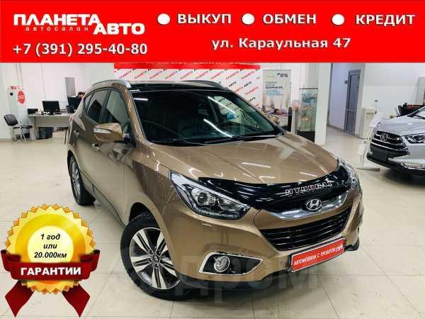 Hyundai ix35, 2013 год, 957 000 руб.