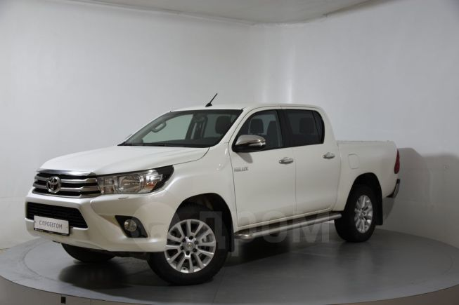 Toyota Hilux Pick Up, 2015 год, 1 480 000 руб.