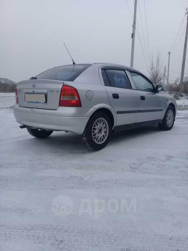Opel Astra, 2000 год, 143 000 руб.