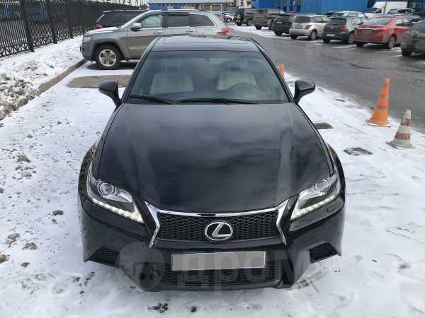 Lexus GS350, 2012 год, 1 710 000 руб.