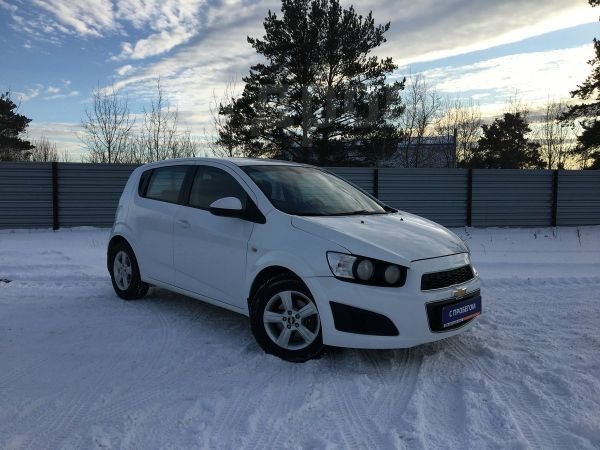 Chevrolet Aveo, 2013 год, 479 000 руб.