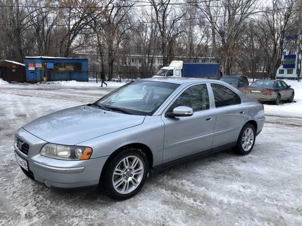 Volvo S60, 2007 год, 350 000 руб.