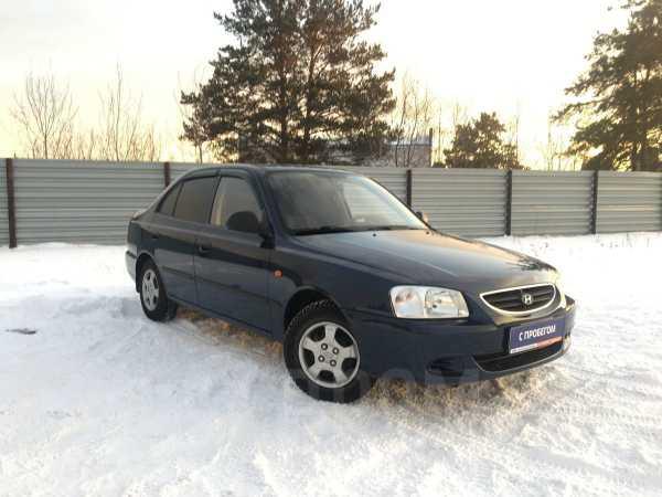 Hyundai Accent, 2011 год, 339 000 руб.