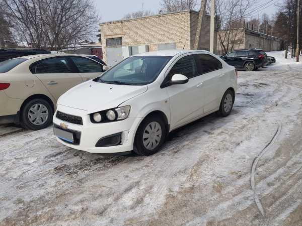 Chevrolet Aveo, 2012 год, 335 000 руб.
