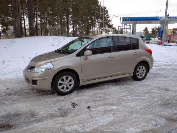 Nissan Tiida, 2012 год, 490 000 руб.