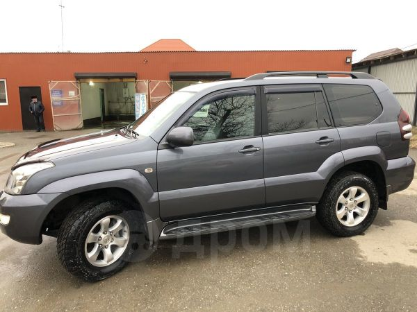 Toyota Land Cruiser Prado, 2008 год, 1 610 000 руб.