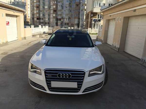 Audi A8, 2011 год, 1 350 000 руб.