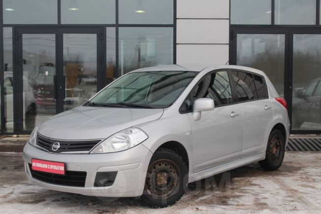 Nissan Tiida, 2013 год, 440 000 руб.