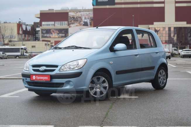 Hyundai Getz, 2008 год, 345 000 руб.