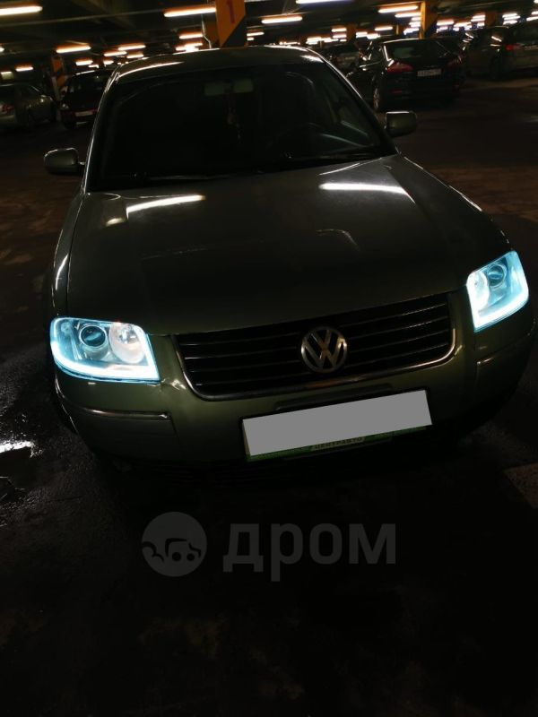Volkswagen Passat, 2003 год, 235 000 руб.
