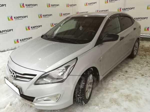 Hyundai Solaris, 2014 год, 537 000 руб.