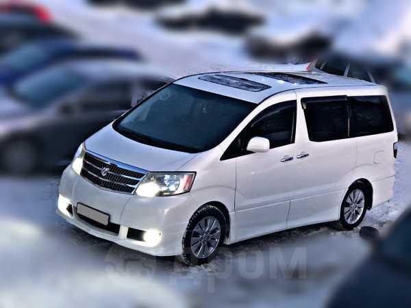 Toyota Alphard, 2004 год, 649 000 руб.