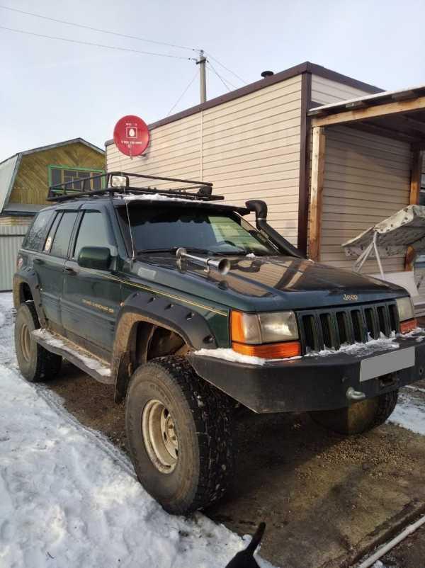 Jeep Grand Cherokee, 1996 год, 450 000 руб.