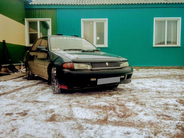 Ford Laser, 1991 год, 52 000 руб.