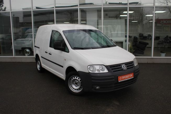 Volkswagen Caddy, 2008 год, 323 000 руб.