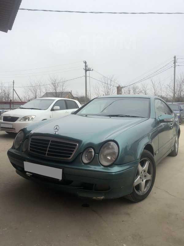 Mercedes-Benz CLK-Class, 2000 год, 230 000 руб.