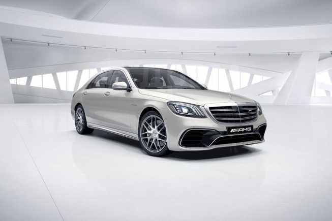 Mercedes-Benz S-Class, 2020 год, 14 152 000 руб.
