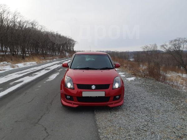 Suzuki Swift, 2009 год, 375 000 руб.