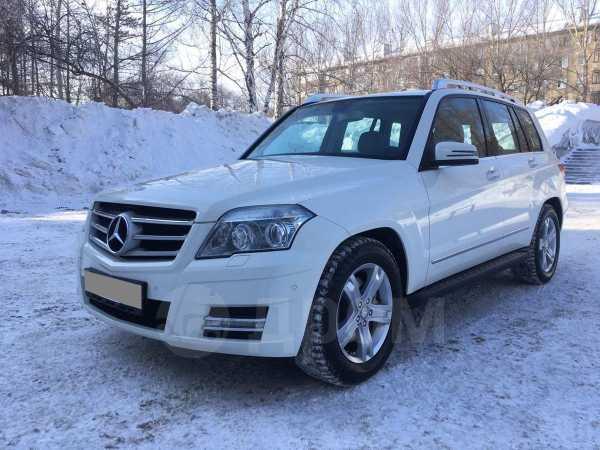 Mercedes-Benz GLK-Class, 2012 год, 1 118 000 руб.