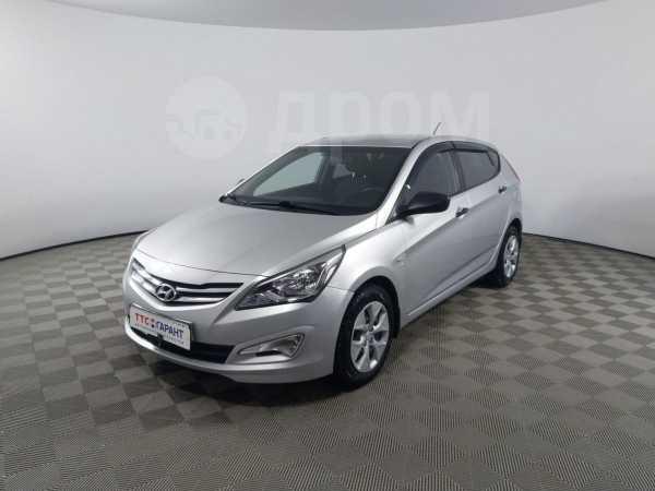 Hyundai Solaris, 2015 год, 481 000 руб.