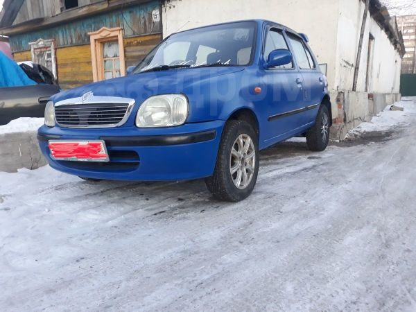 Nissan March, 1999 год, 110 000 руб.