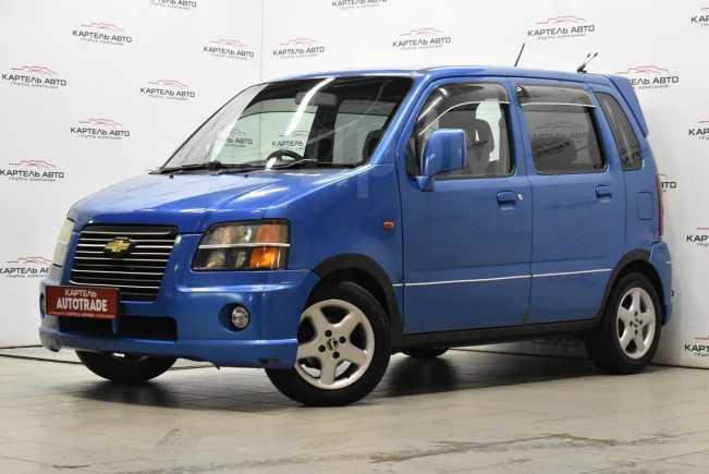 Chevrolet MW, 2002 год, 129 000 руб.