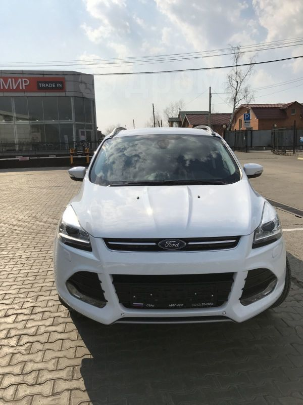 Ford Kuga, 2016 год, 1 350 000 руб.