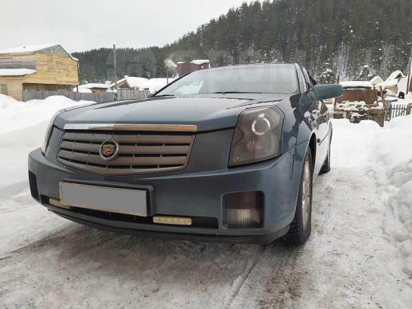 Cadillac CTS, 2005 год, 500 000 руб.