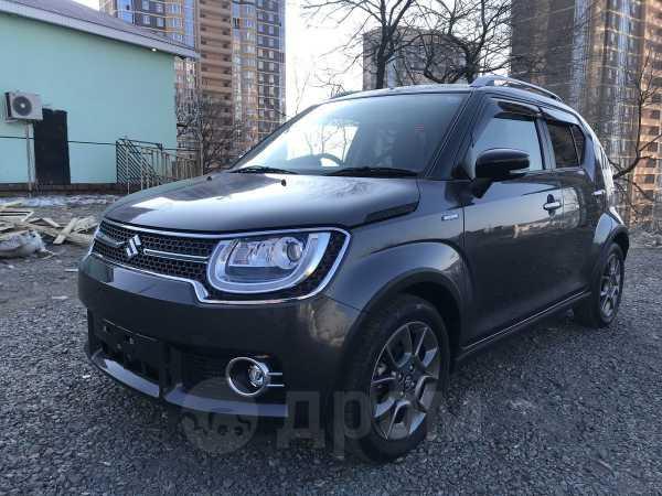 Suzuki Ignis, 2017 год, 655 000 руб.
