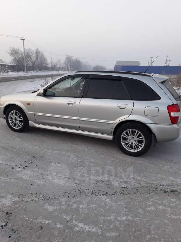 Mazda Familia S-Wagon, 2001 год, 210 000 руб.