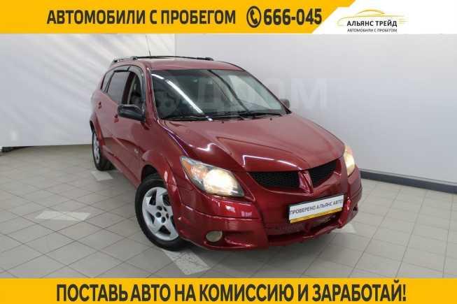 Pontiac Vibe, 2004 год, 345 000 руб.