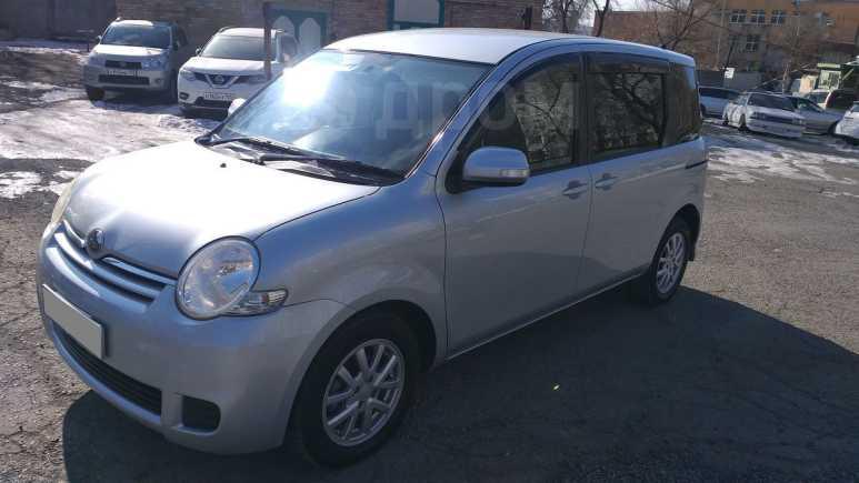 Toyota Sienta, 2010 год, 410 000 руб.