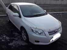 Южно-Сахалинск Corolla Axio 2009