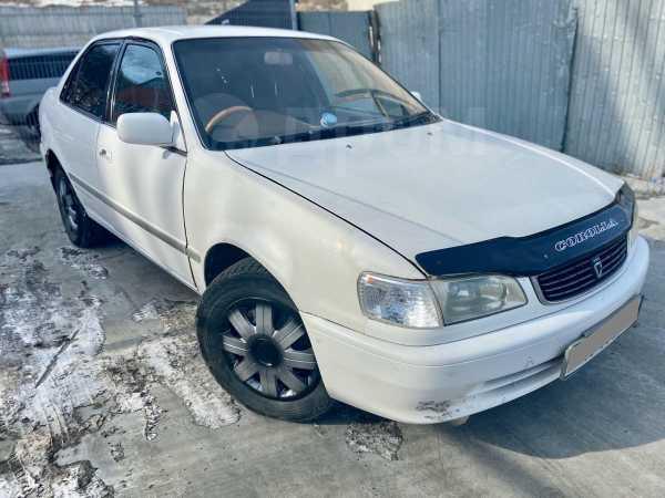Toyota Corolla, 1997 год, 125 000 руб.