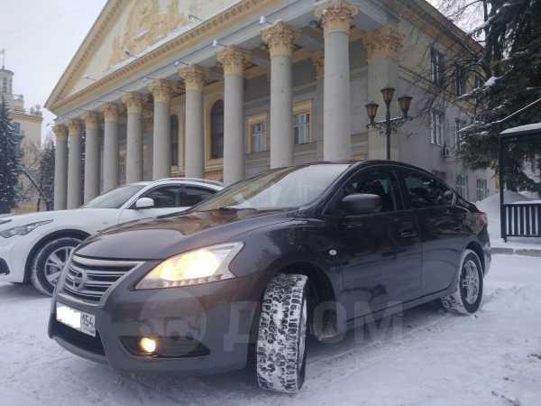 Nissan Sentra, 2015 год, 515 000 руб.