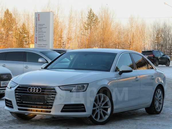 Audi A4, 2016 год, 1 350 000 руб.