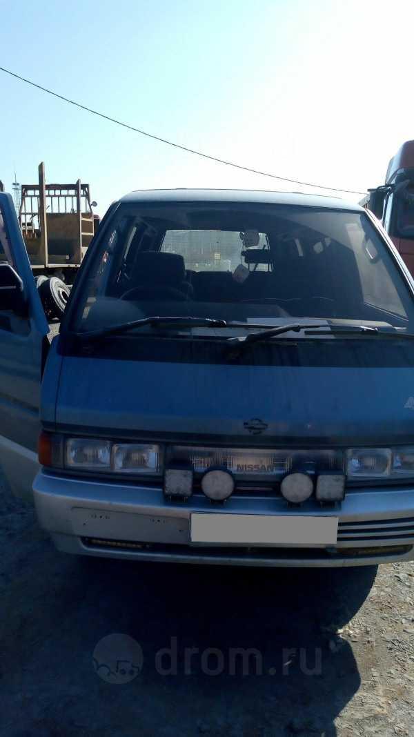 Nissan Largo, 1990 год, 195 000 руб.