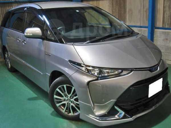 Toyota Estima, 2018 год, 1 450 000 руб.