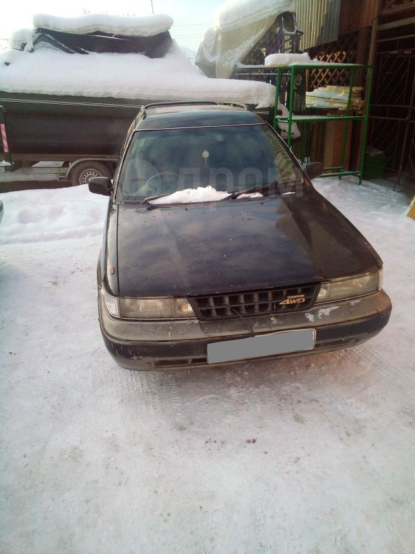 Toyota Sprinter Carib, 1991 год, 120 000 руб.