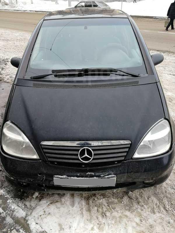 Mercedes-Benz A-Class, 2000 год, 270 000 руб.