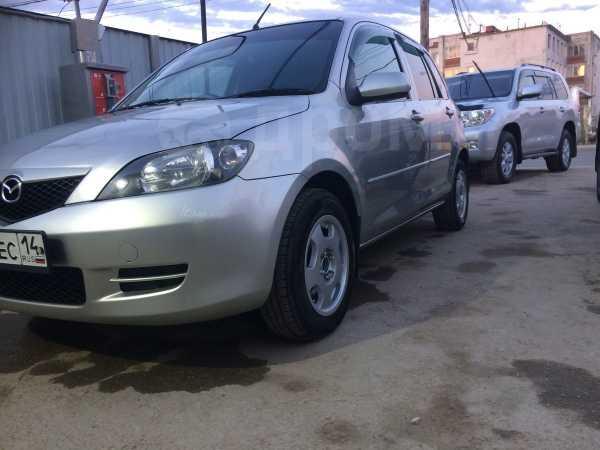 Mazda Demio, 2004 год, 275 000 руб.